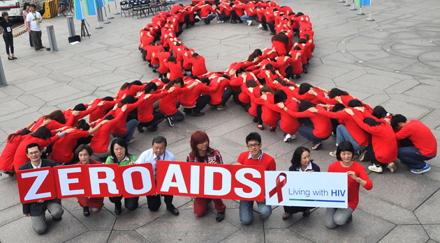 Image result for On World AIDS Day, WHO calls for an end to discrimination